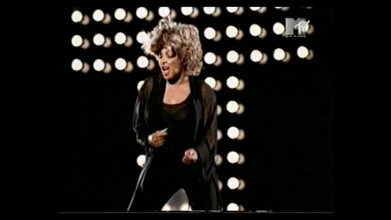 Tina Turner. George Michael Roxanne.(MTV клипы.)