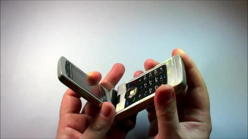 Nokia N90 двенадцать лет спустя (2005)