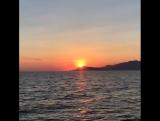 #Sunset in #Fethiye #Oludeniz #bluelagoon
