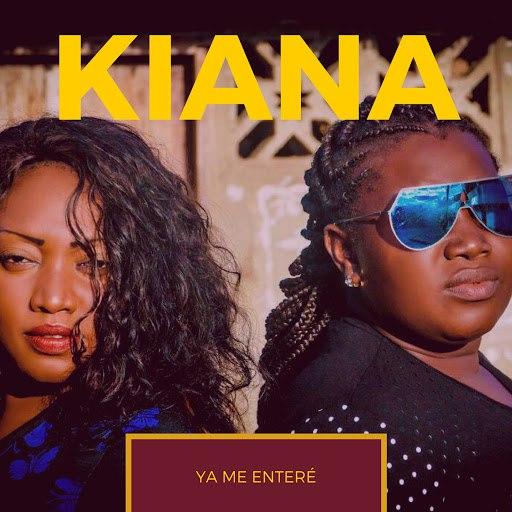 Kiana альбом Ya Me Entere