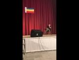 Выступление в РАДК.