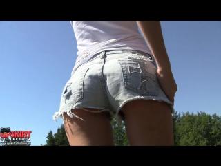 [upskirtcollection.com] abby [teens, solo, upskirt, panty, shorts, stocking, voyeur]