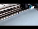 Процесс плоттерной резки Создаем наклейку на машину