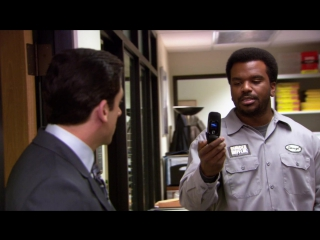Офис [The Office] / 3 сезон - 18 серия / «Прибавка» [The Negotiation]