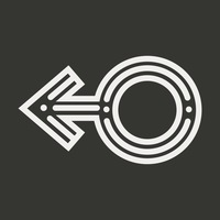 Логотип Барбершоп Ижевск / Мужские стрижки / НАЛЕВО