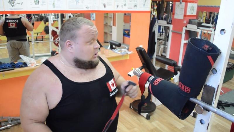 Подрез Иван про экипировку SBD goodlift manhatten sbd