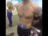 Чудо тренажер для пресса BUTTERFLY MASSAGER (Спорт фитнесс похудение зож худые ab gymnic hot shapers slim fitness порно спорт hd