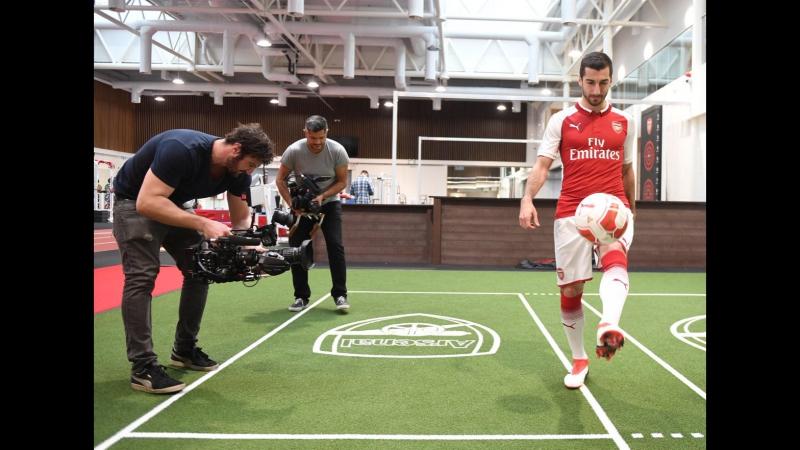Генрих Мхитарян - Игрок Арсенала | Лучшие трансферы