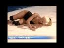 Ева Шиянова - Танец на песке Шоу талантов. Грузия
