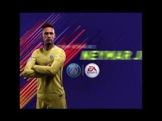Неймар в ПСЖ - FIFA18