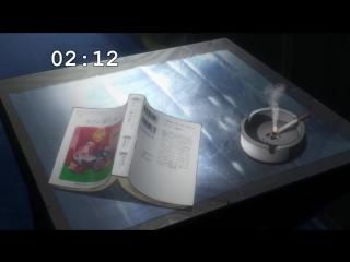 PSYCHO-PASS New Edit — серия 8/11 (прощаемся с Кагари)