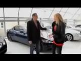 Вот так муж необычно разыграл жену в авто салоне. Мужики учитесь