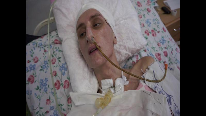 У Виталика снова пневмония.