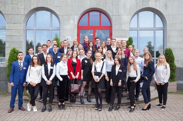 Мы рады приветствовать наших новых студентов программы Undergraduate s