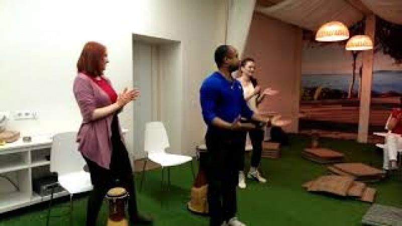 Afro-Cuban Dance Weekend 9-11 марта 2018 (мастер-класс по перкуссии)