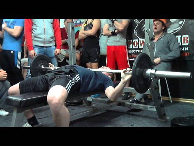 Батайкин Д, 55на32, СВ=72,85 кг, Класс Русский Жим, 21.04.2013