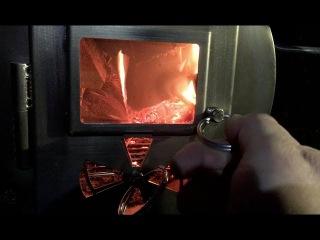 Portable Wood Stove Gstove Heat View Camping Stove (Походные и кемпинговые печи из Норвегии)
