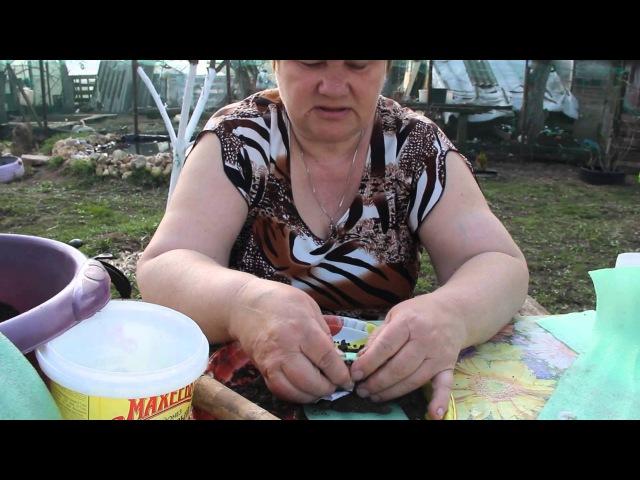 Пикируем кабачки Из улитки в пеленки