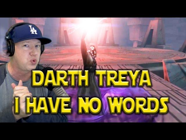 Darth Treya Kit Reveal - Phase 1-3 Sith Raid Preview | Star Wars: Galaxy Of Heroes - SWGOH