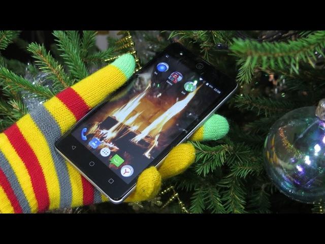 Обзор BQ BQS-5050 Strike Selfie - дешёвого селфи-смартфона с двумя автофокусами