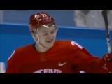 Кирилл Капризов оформил первый хет-трик на Олимпиаде 2018