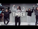 Timber - Pitbull ft. Ke$ha Beginner's Class