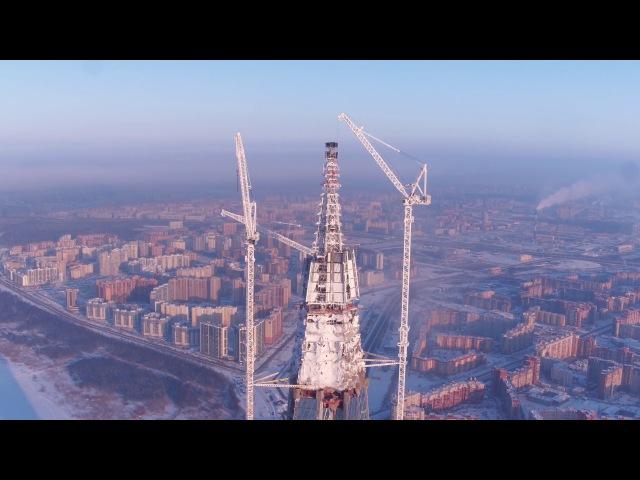 Как выглядит самый северный небоскреб