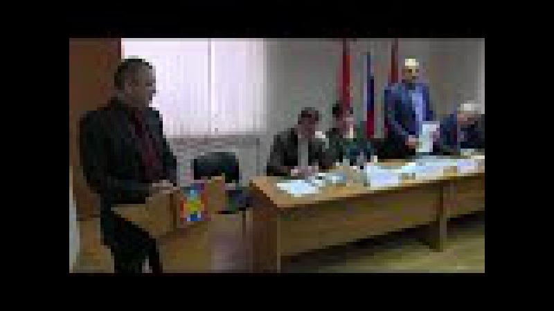 Публичные слушания по вопросу создания городского округа в Микулино 06 12 2017