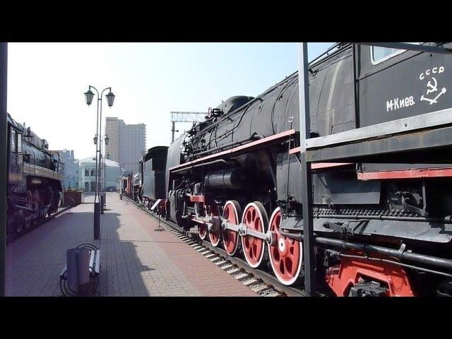 Музей Московской железной дороги (2013) - Рижский вокзал