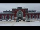 Платная парковка на вокзале в Курске не чистится просто стригут лохов