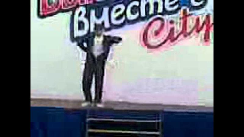 Хан Досаев - Robot (15 лет) | Талдыкорган City STAR - 1 место.