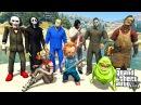 ГТА 5 МОДЫ ДЖЕЙСОН ВУРХИЗ И КРИК СОБИРАЮТ КОМАНДУ УБИЙЦ В GTA 5! ОБЗОР МОДА В GTA 5 ВИДЕО ИГРА MODS