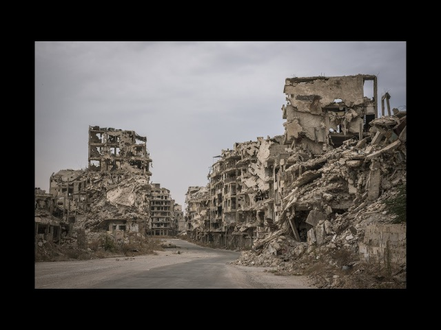Syria, the slow return to life