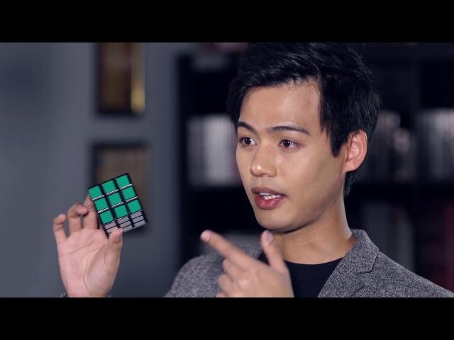 Rubik's Dream by Henry Harrius