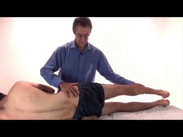 Trigger Point Therapy - Gluteus Medius