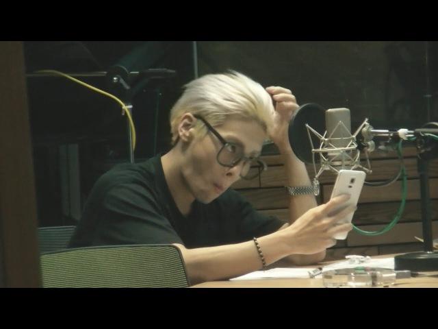 푸른밤 온라인 영상회 008 쫑디 먹방