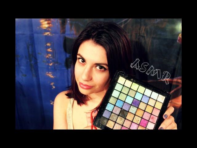 АСМР/ASMR Ролевая игра Сделаю тебе макияж » Freewka.com - Смотреть онлайн в хорощем качестве