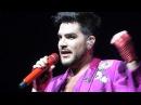 Killer Queen Don't Stop Me Now - Queen Adam Lambert Live @ Friends Arena