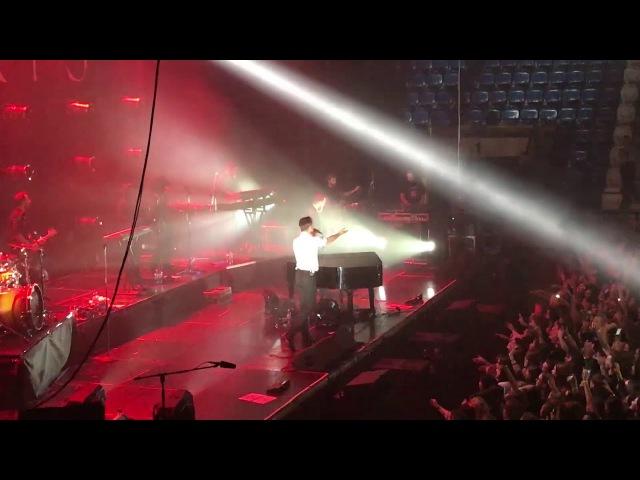 HURTS - Better Than Love, Irkutsk, Trud Arena, 08.02.2018