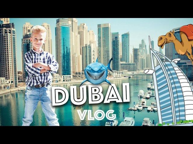 Невероятно, но я в Дубаи! ОАЕ День 1