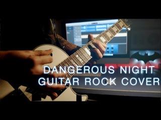 Thirty Seconds To Mars - Dangerous Night [Guitar Cover HD + TAB] by SymonIero