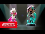 Встречайте фигурки amiibo дуэта Off the Hook из Splatoon 2 (Nintendo Switch)