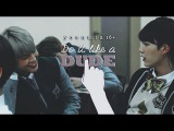 yoonmin ● Do It Like A Dude ● FMV 16+ ● trailer to the fanfic