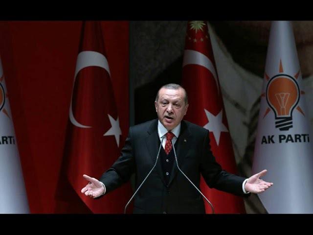 Эрдоган обвинил США в финансировании террористов ИГ в Сирии