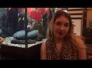 Видеоотзыв о мастер классе по росписи футболок
