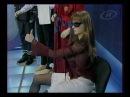 Контуры ОНТ, 2009 Александр Аверков беседует с белорусскими роботами