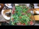 Овощная запеканка из замороженных овощей