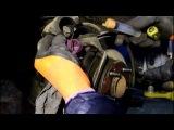 Замена задних тормозных колодок на Mitsubishi ASX Мицубиси АСХ 1,8 2013 года