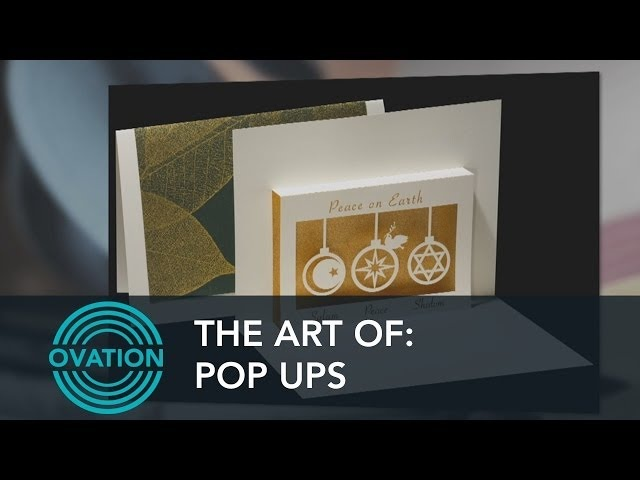 The Art Of: Pop Ups - Origami Architecture - Ovation