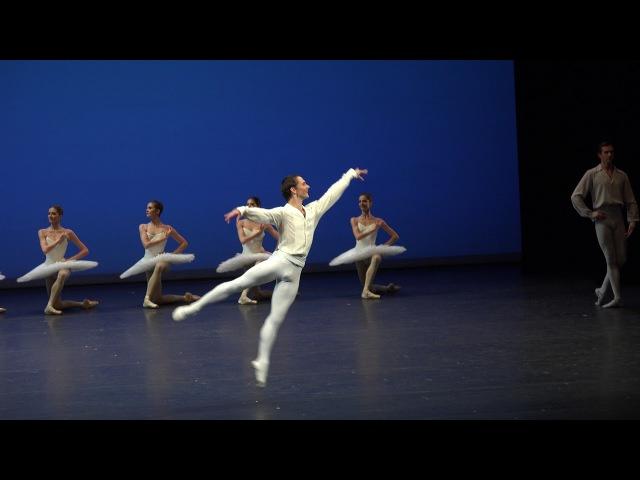 4K Bolshoi Ballet Etudes Obraztsova Lopatin Chino